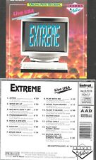 Extreme  live in the USA  Live California USA 1989