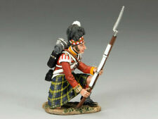 King & Country NA202 Gordon Highlanders Kneeling to Repel