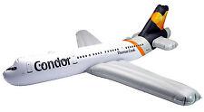 Condor B767 zum aufblasen 1m lang NEU Boeing 767 Flugzeug aufblasbar