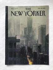New Yorker York Politics Culture Americana Art Print NYC Pascal Campion Jan 2019