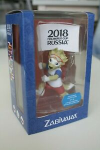 Action figure Zabivaka World Cup FIFA 2018 Russia football soccer Mascot doll