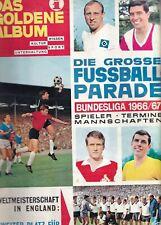 Fussball - Sammelbilder - Saison 1966/1967 - komplette Bildersammlung