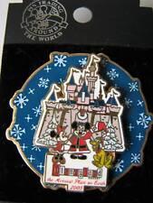 Disney Merriest Earth 2005 Mickey Minnie Pluto Pin NEW