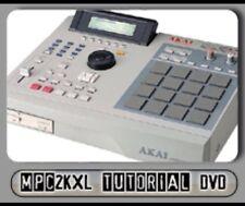 Akai MPC2000xl Instructional DVD ( MPC2000xl Tutorial )