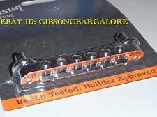 Gibson Les Paul Bridge Nashville Tune-o-matic Chrome Guitar Parts ES Custom V SG