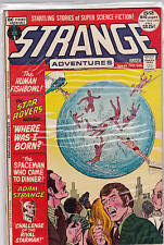 STRANGE ADVENTURES LOT#236 &237 ADAM STRANGE HIGH GRADE