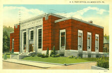 Ellwood City,PA. The Post Office 1939