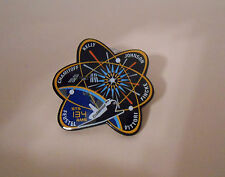 STS-134 Mission Lapel Pin Official NASA Space Shuttle Atlantis