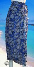 BEAUTIFUL PAREO | Sarong, Hawaii Pareo, Beach Cover-up, Scarf Shawl Wrap | S2011