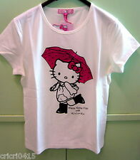 MAGLIETTA HELLO KITTY - T-Shirt TAGLIA L -by KI.LA.RA - ORIGINALE SANRIO