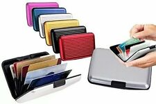 Aluma Aluminium Cash Credit Card Holder Unisex Wallet Purse
