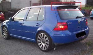 VW VOLKSWAGEN GOLF 4 MK4 R32 LOOK ROOF SPOILER NEW