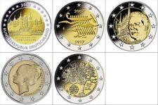 Pièces euro du Luxembourg pour 2 euro Année 2007