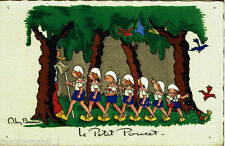 Fantasy France Collectable Artist Signed Postcards
