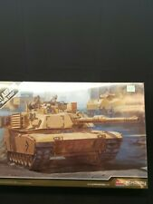 ACADEMY M1A1 ABRAMS IRAQ 2003 IN 1/35 SCALE factory sealed