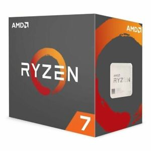AMD Ryzen 7 1700X R7 1700X 3.8 GHz Eight-Core CPU Processor YD170XBCM88AE Socket