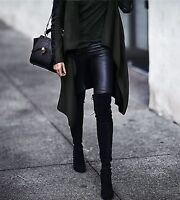 Women's Over The Knee Boots Thigh High Stretch Upper Round Toe Chunky Block Heel
