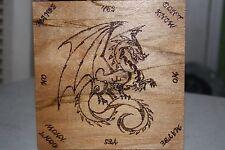 Dragon image #2 MINI Pendulum Board HANDMADE