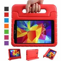Kids Shock Proof Case for 7 8 10.1 inch Samsung Galaxy Tab 4 Tablet Back Cover
