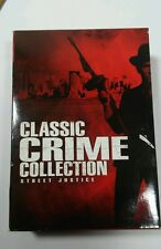 Classic Crime Collection - Street Justice (DVD, 2006, 4-Disc Set)