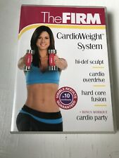 The FIRM CardioWeight System Workout DVD Set - DVD By Annie Lee