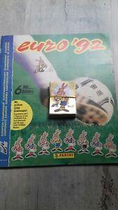 Album Panini Euro 92 Suede Sweden 1992 10 stickers au choix