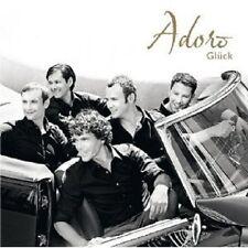 """ADORO """"GLÜCK"""" CD 11 TRACKS NEU"""