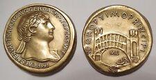 Coin / Medal , Trajan , Ancient Roman , Dupondius Trajan Trajanus Traian , Dacia
