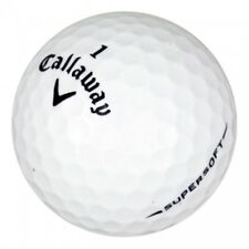 2 Dozen Callaway Supersoft Golf Balls Near Mint / Grade AAA ( 24 balls )
