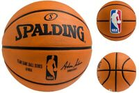 Spalding NBA Arena Exclusive Team Game Ball series Rubber Basketball