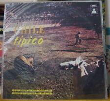 """CHILE TIPICO"" LOS HUASOS QUINCHEROS VARIOUS ARTISTS CHILE PRESS LP ODEON 1970"