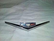 1962 1963 1964 Chevy 283 Fender Emblem 3791999 Chrome   -  365CH
