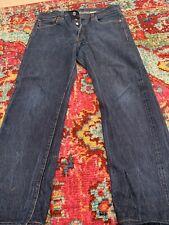 Levi's LVC Made in USA 1947  Selvedge Denim Jeans 33 32 80cm 68 Inseam