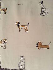 Cynthia Rowley Dog Sheet Set Gray Schnauzer Poodle Westie Twin Xl Full Deep Nwt