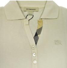 Burberry Mädchen Girl Poloshirt Shirt beige 5 Jahre 108cm  *Weihnachten*