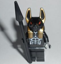 PHARAOH'S QUEST #04W Lego Egyptian Anubis Guard Warrior NEW Authentic Lego Parts