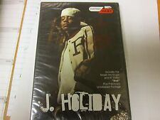J Holiday BET Rated Next DVD Factory Sealed Includes Bed, Be With Me Live in NY