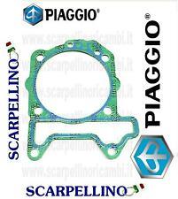 GUARNIZIONE BASE 0,6 mm CILINDRO PER PIAGGIO SKIPPER 4T 125 cc -SEAL- 875113