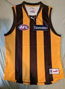 Hawthorn Hawks AFL 2008 09 10 12 guernsey jersey jumper NEW LARGE L
