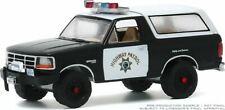 Greenlight 1/64 CHP California Highway Patrol 1995 Ford Bronco 42920E