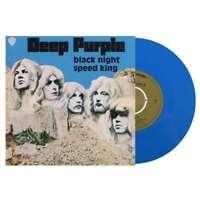 "Deep Purple - Black Night / Speed King NEW 7"""
