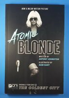 Atomic Blonde The Coldest City 2017 Graphic Novel Oni Press 176pgs