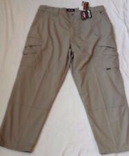 TRU-SPEC Men's 42/30 Tactical Pants  Khaki *24-7 SERIES* Field Duty Workwear
