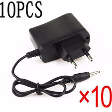 10PCS EU Plug Wall AC Charger for 18650 Rechargeable Battery Headlamp Flashlight