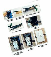 Effortless Electrical Box Outlet And Socket Spacers