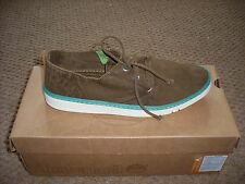 Mens Timberland 5109R Earthkeepers Hookset Oxford boat shoes size 7 .New