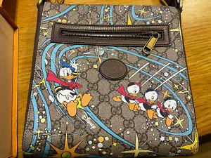 Guenine Gucci Disney Messenger Bag