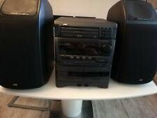 Stereo Kompaktanlage JVC CA-D5T