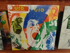 UFO Strangers In The Night 2x LP NEW CLEAR Colored 180g vinyl [Michael Schenker]