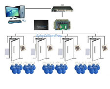 As discussed for Proximity Keychains Keyfob Door Access Control Kits for 4 Doors